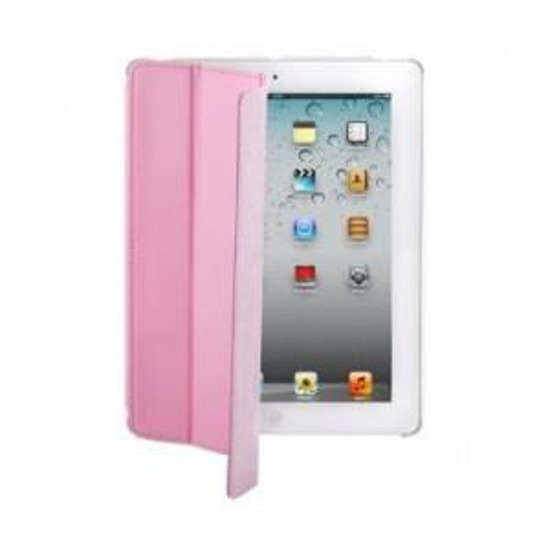 Etui iPad TARGUS Click-In Protective Case Pink