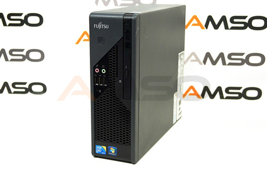 FUJITSU C5731 E8400 C2D 2x3GHz 4GB DDR3 250GB DVD-RW Windows 7 Home Premium PL