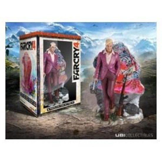 Figurka FAR CRY 4 PAGAN MIN PVC