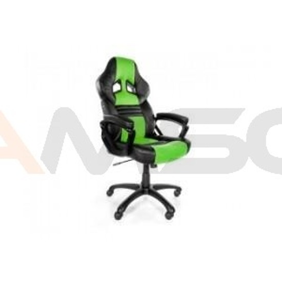 Fotel dla gracza Arozzi Monza Gaming chair - green
