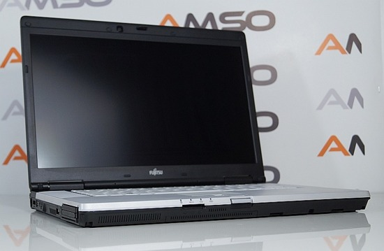 "Fujitsu E780 i5-520M 2,4 4GB 320GB  15"" Windows 7 Professional PL"