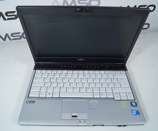 Fujitsu S760 Core i5-560M  4GB 320GB Windows 7 Professional