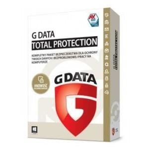 G Data Total Protection 3PC 2LATA BOX