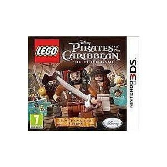 GRA LEGO Pirates of the Caribbean (3DS)