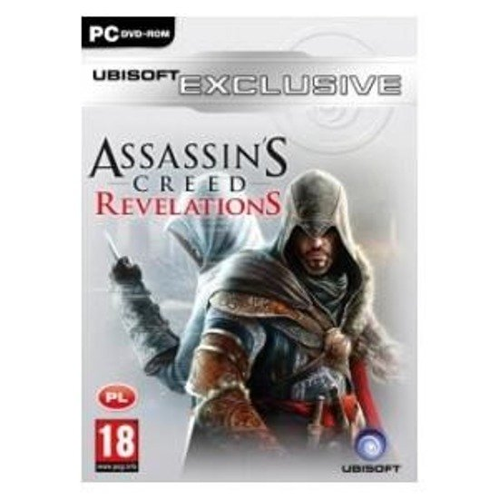 GRA NEW EXCLU ASSASSIN'S CREED REVELATIONS (PC)