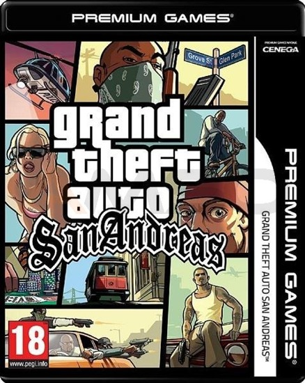 GRA NPG: Grand Theft Auto: San Andreas (PC)
