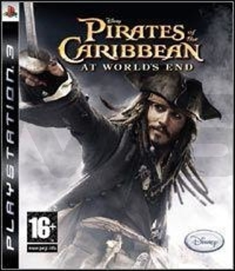 GRA Pirates of the Caribbean: At Worlds End (PS3)