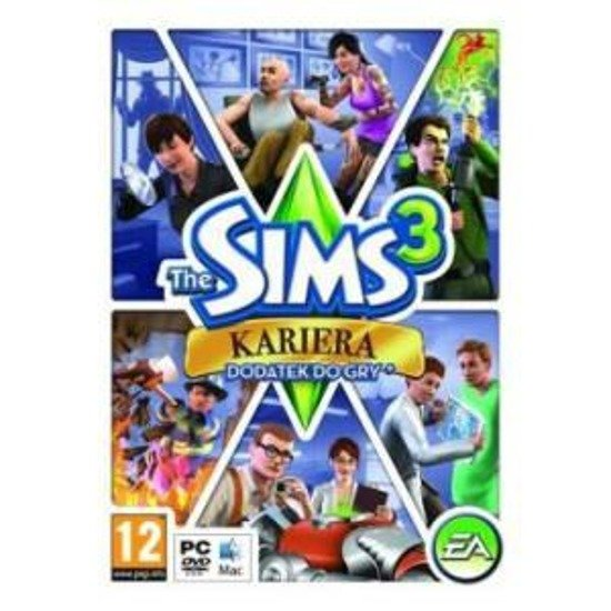 GRA The Sims 3 Kariera (PC)