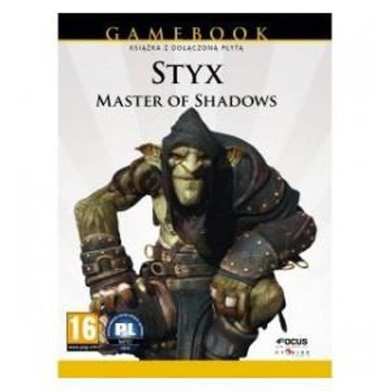 Gamebook Styx: Masters of Shadows