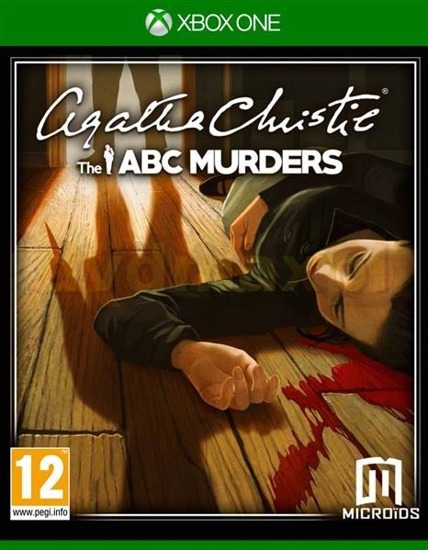 Gra ABC MURDER (XBOX ONE)