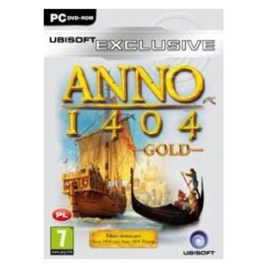 Gra ANNO 1404 COMPLETE DUO PACK EXCLUSIVE (PC)