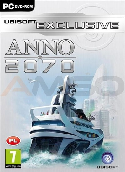 Gra ANNO 2070 EXCLUSIVE (PC)