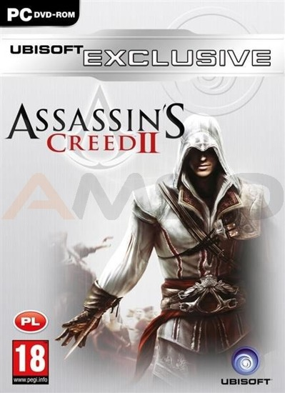 Gra ASSASSIN'S CREED II EXCLUSIVE (PC)