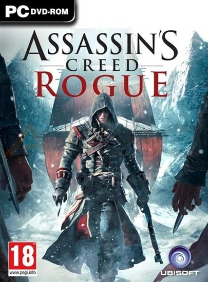 Gra ASSASSINS CREED ROGUE (PC)