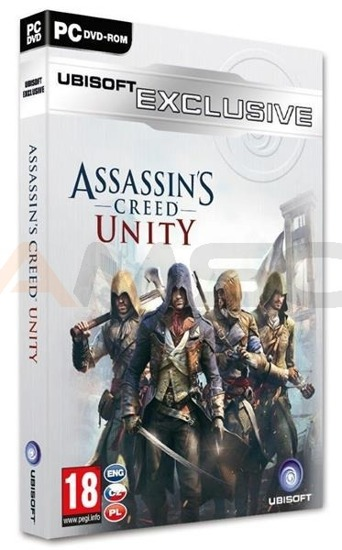 Gra ASSASSINS CREED UNITY EXCLUSIVE (PC)