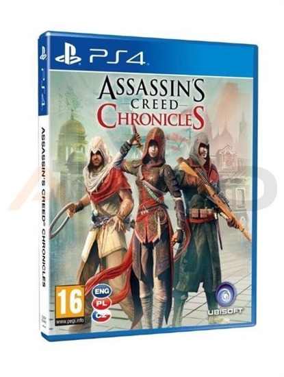 Gra Assassins Creed Chronicles (PS4)