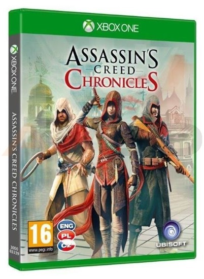 Gra Assassins Creed Chronicles (XBOX ONE)