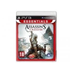 Gra Assassin's Creed III Essentials (PS3)