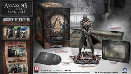 Gra Assassin's Creed Syndicate CHARING CROSS EDITION (XBOX One)
