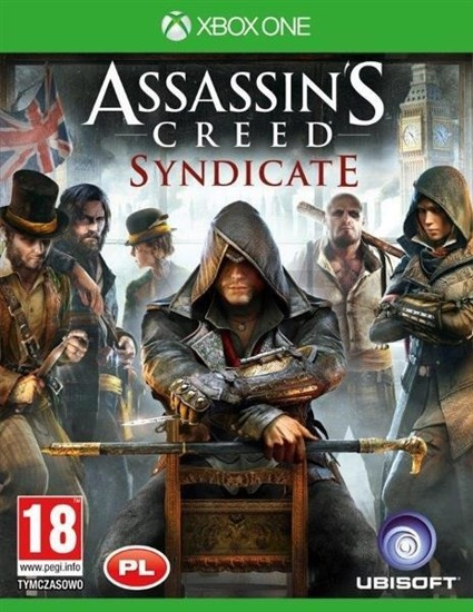 Gra Assassin's Creed Syndicate (XBOX One)