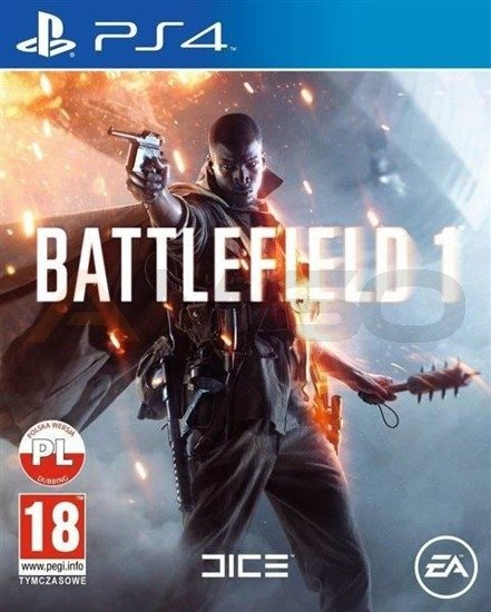 Gra BATTLEFIELD 1 (PS4)