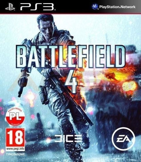 Gra BATTLEFIELD 4 (PS3)
