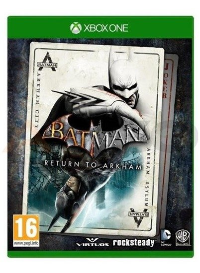 Gra Batman Return to Arkham (XBOX ONE)