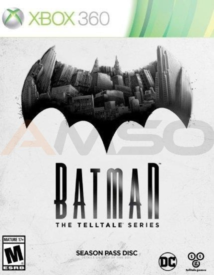 Gra Batman The Telltale Series (XBOX 360)