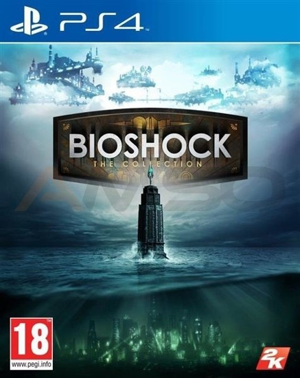 Gra Bioshock The Collection (PS4)