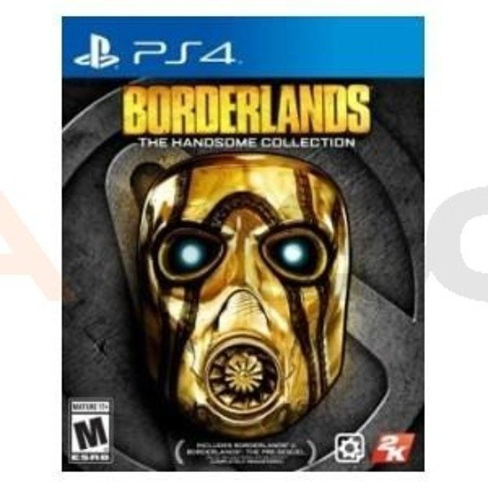 Gra Borderlands The Handsome Collection (PS4)