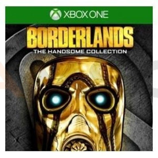 Gra Borderlands The Handsome Collection (XBOX One)