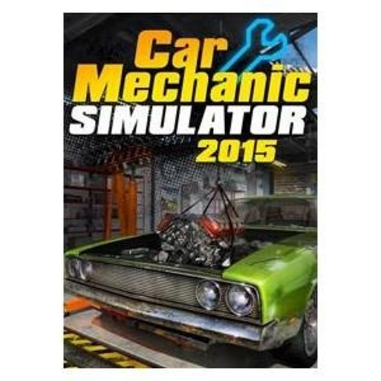 Gra Car Mechanic Simulator 2015 (PC)