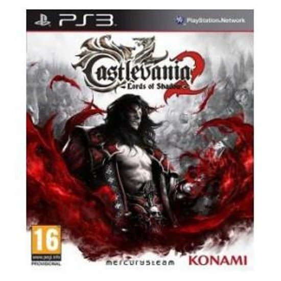Gra Castlevania: Lords of Shadow 2 (PS3)