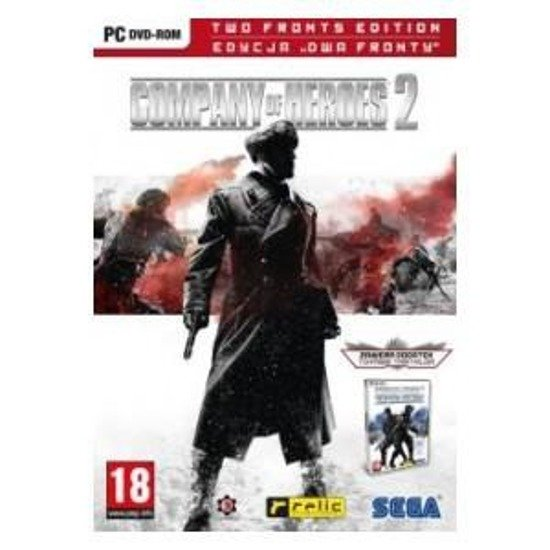Gra Company of Heroes 2 Bundle (COH2 + Armies addon) (PC)