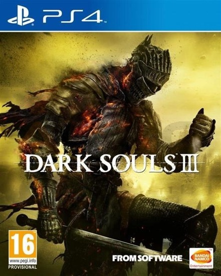 Gra Dark Souls 3 Apocalypse Edition (PS4)