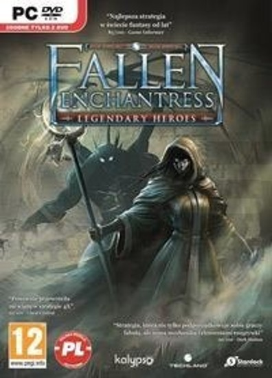 Gra Elemental: Fallen Enchantress - Legendary Heroes (PC)