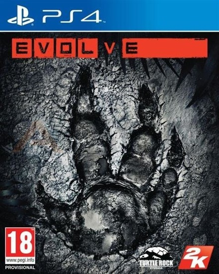 Gra Evolve (PS4)