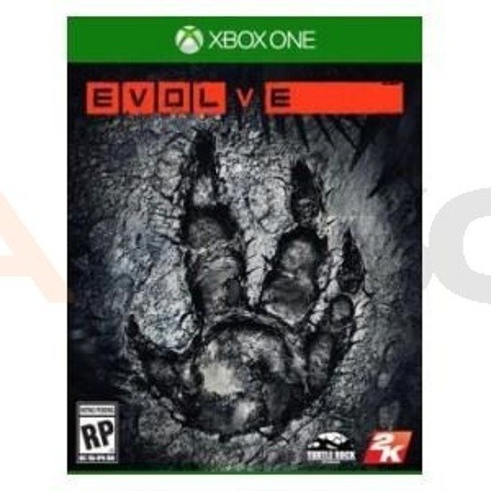 Gra Evolve (XBOX One)