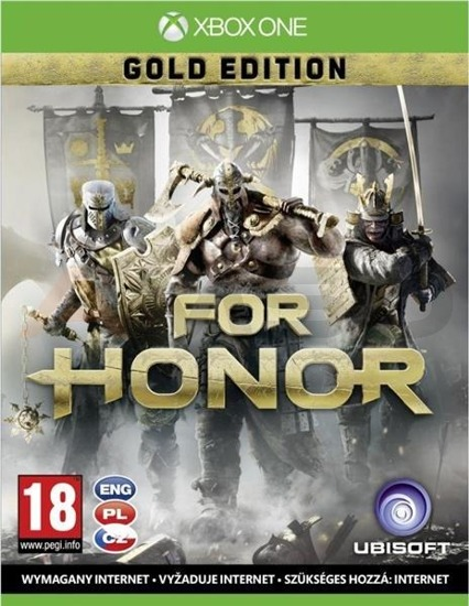 Gra FOR HONOR GOLD POL PCSH (XBOX ONE)