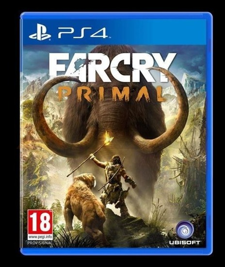 Gra Far Cry PRIMAL SPECIAL (PS4)