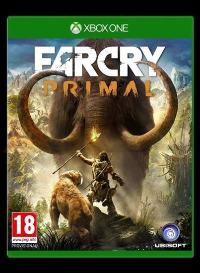Gra Far Cry PRIMAL SPECIAL (XBOX ONE)