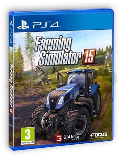 Gra Farming Simulator 2015 (PS4)