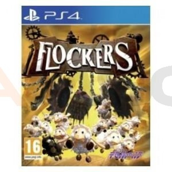 Gra Flockers (PS4)