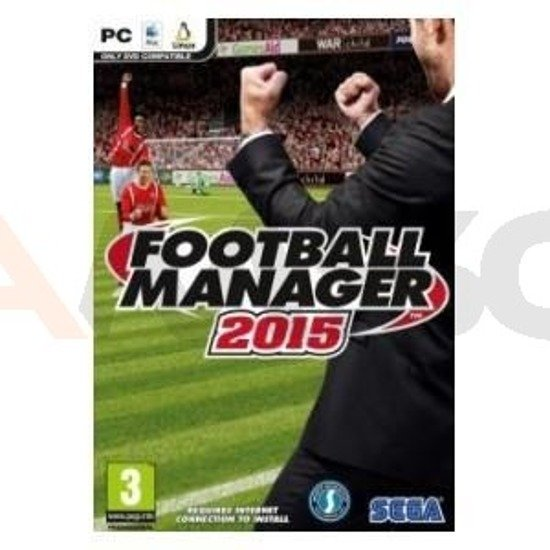 Gra Football Manager 2015 (PC)