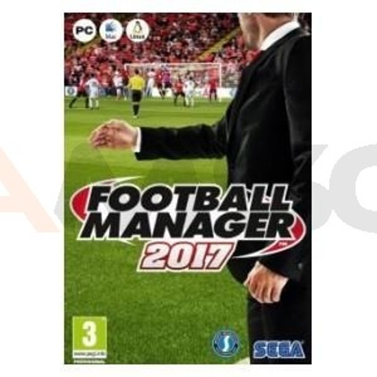 Gra Football Manager 2017 (PC)