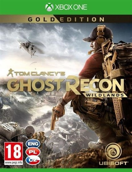 Gra GHOST RECON WILDLANDS GOLD PCSH (XBOX ONE)