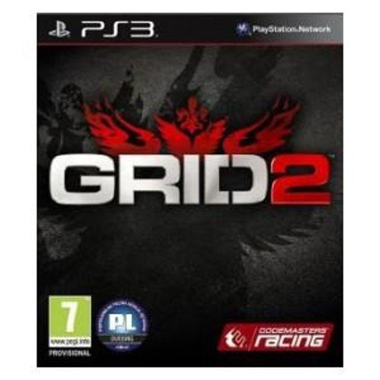 Gra GRID 2 (PS3)