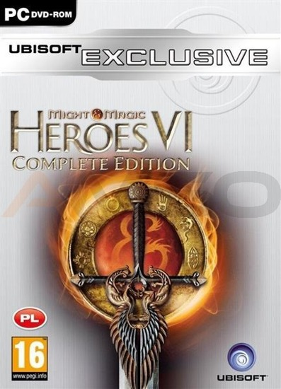 Gra HEROES 6 COMPLETE EDITION EXCLUSIVE (PC)