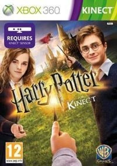 Gra Harry Potter for Kinect (XBOX 360 Kinect)