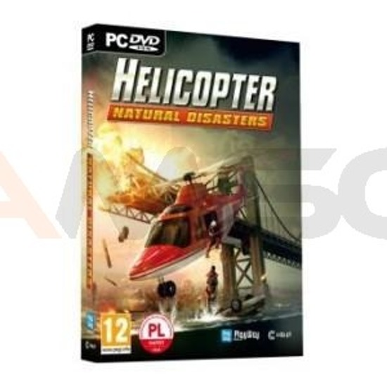 Gra Helicopter Natural Distasters (PC)